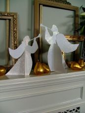 papír angyal 4