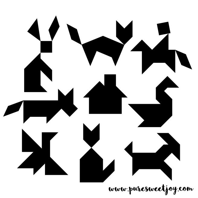 tangram-puzzles